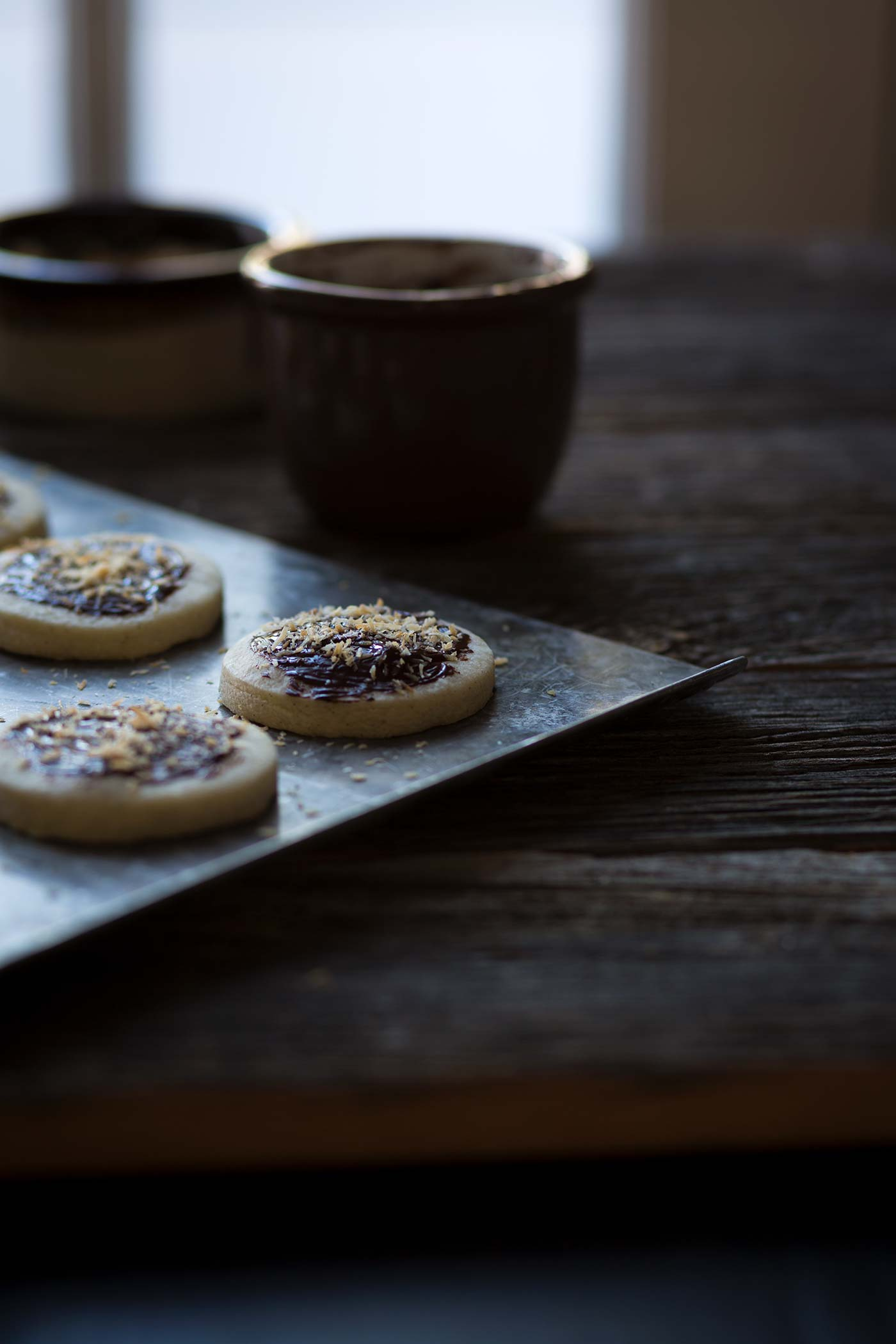These Cardamom Vanilla Bean Toasted Coconut Cookies are a fragrant mix of flavors and textures. Also included in the post is information about my recent 24 hour digital detox! Get the recipe from Savory Simple.