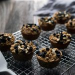 Baked Oatmeal Cups are wonderful for a quick breakfast for midday snack. They come together quickly and freeze beautifully. Get the recipe from Savory Simple.