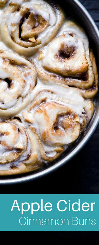 The scent of these divine apple cider cinnamon buns will win over your holiday houseguests for sure! Get this easy-to-follow recipe from Savory Simple!