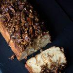 Pecan Pie French Toast Bake