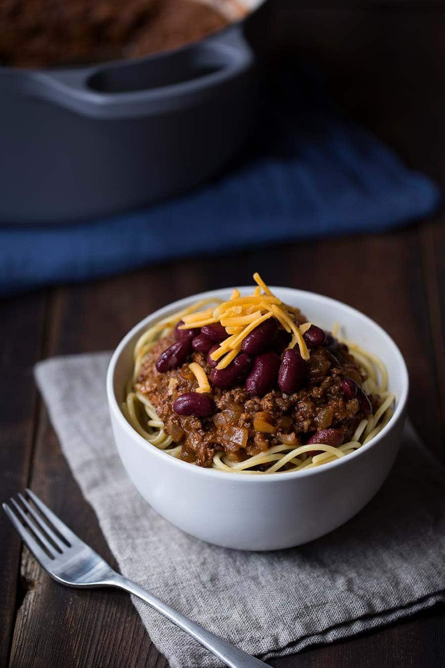 Cincinnati Chili You Need This Recipe Savory Simple