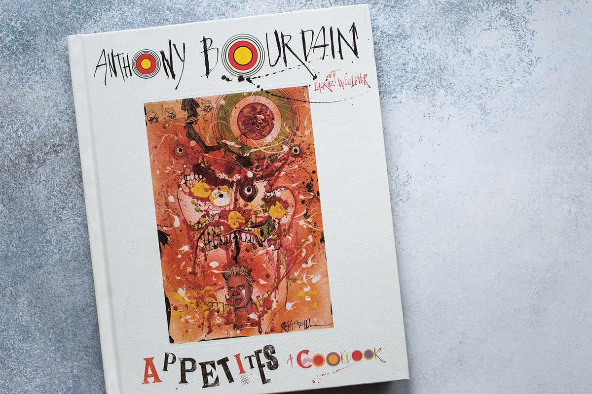 Anthony Bourdain's cookbook 'Appetites'
