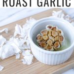 Roasted garlic photo