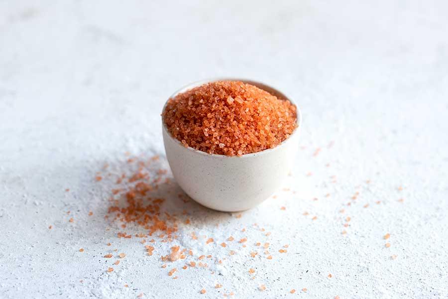 Hawaiian Salt in a bowl