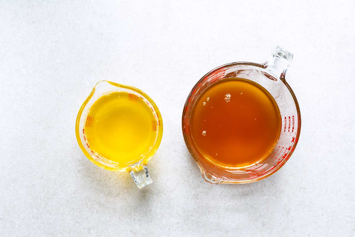 Clarified Butter and Ghee