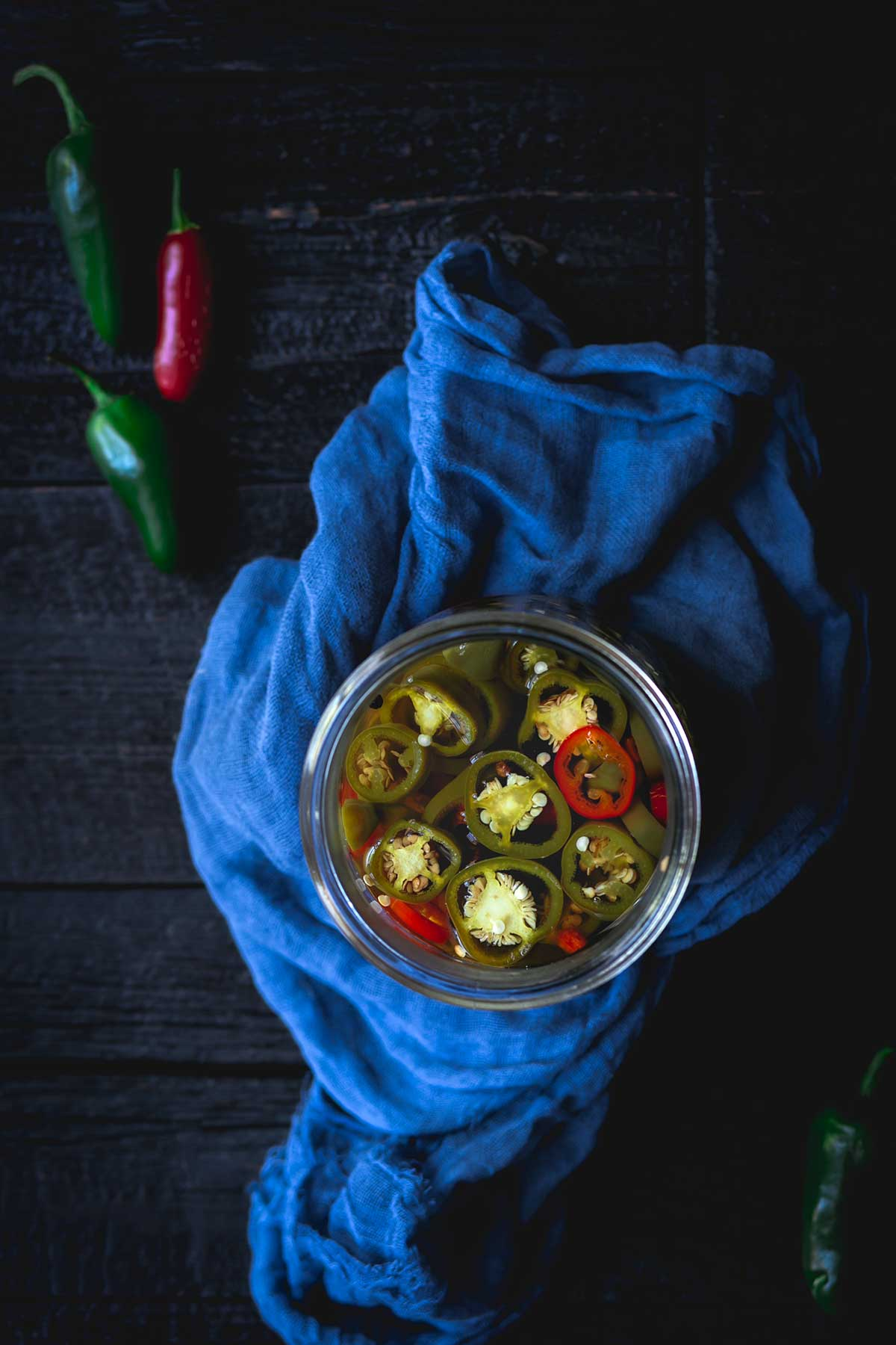 Pickled Jalapeños Recipe
