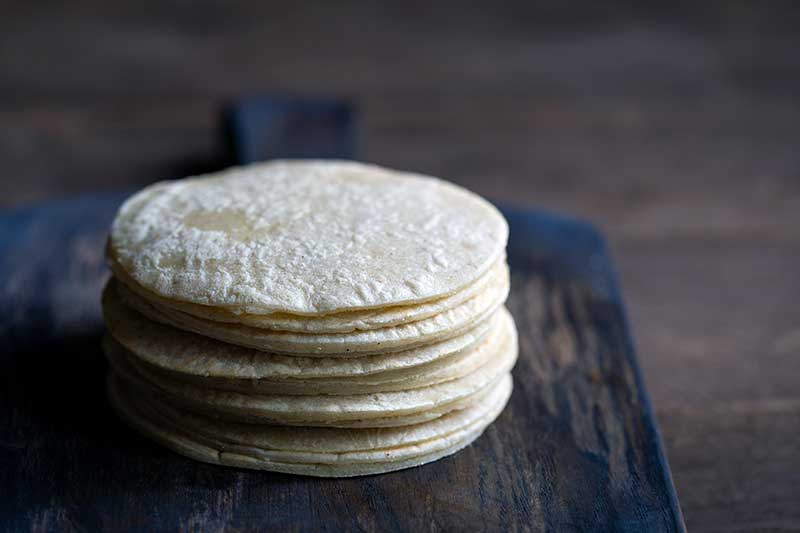 Homemade Corn Tortillas Without A Press Gluten Free Savory Simple
