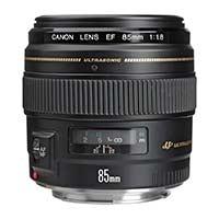 85 mm lens