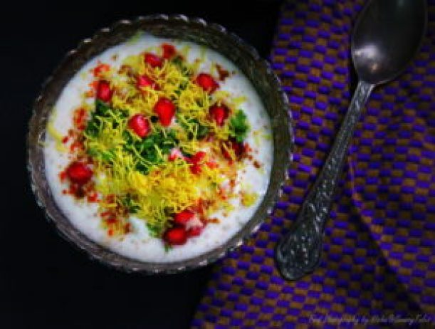 Non-fried Dahi Vada Recipe