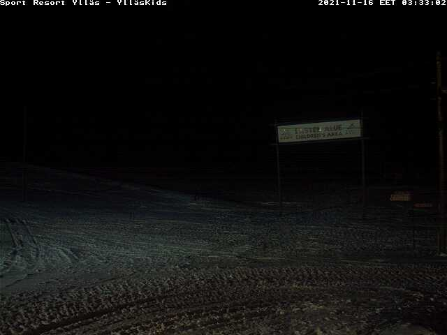 Sport Resort Ylläs Webcam