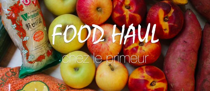 food haul savoure la vie