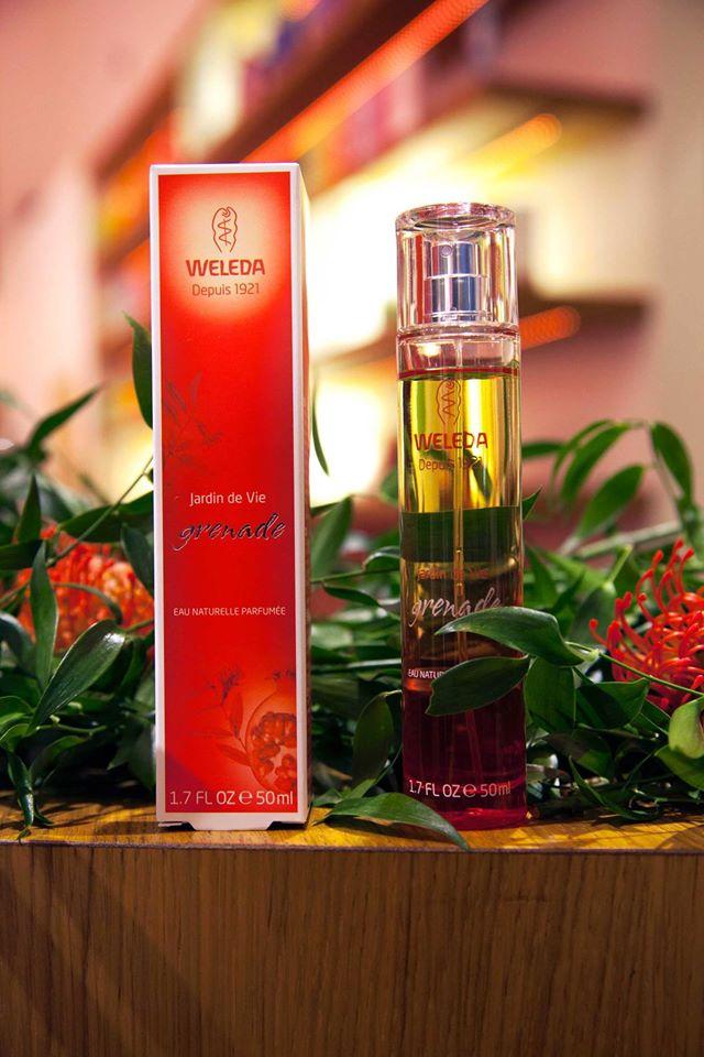 weleda my little paris parfum jardin de vie