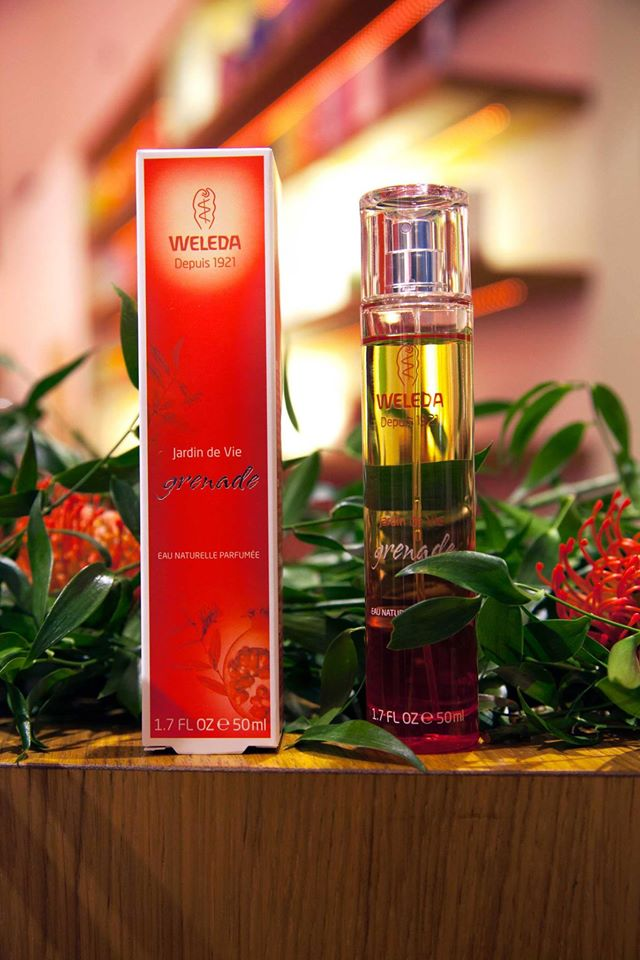 weleda my little paris parfum jardin de vie