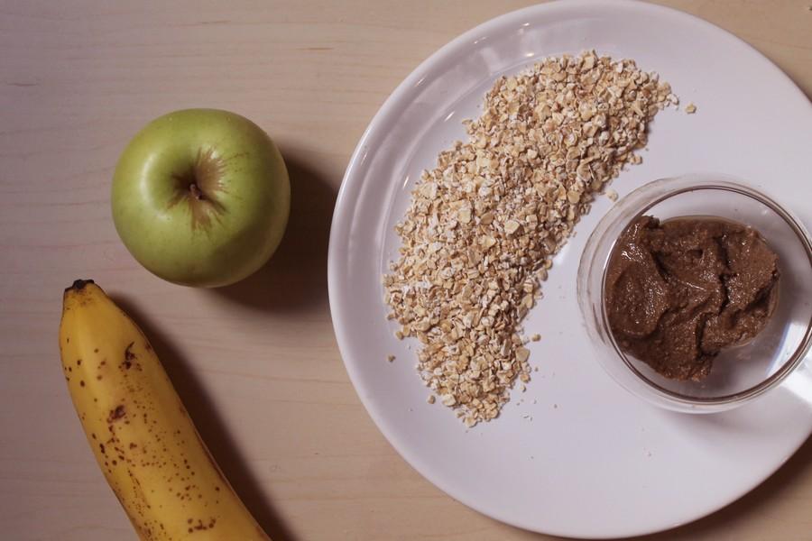 gouter préféré healthy vegan ingrédients