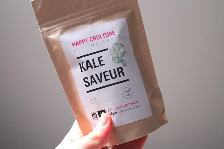 kale saveur happy crulture