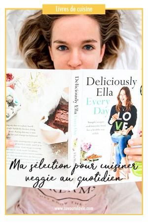 liste livres cuisine veggie quotidienne chez soi rentree pinterest