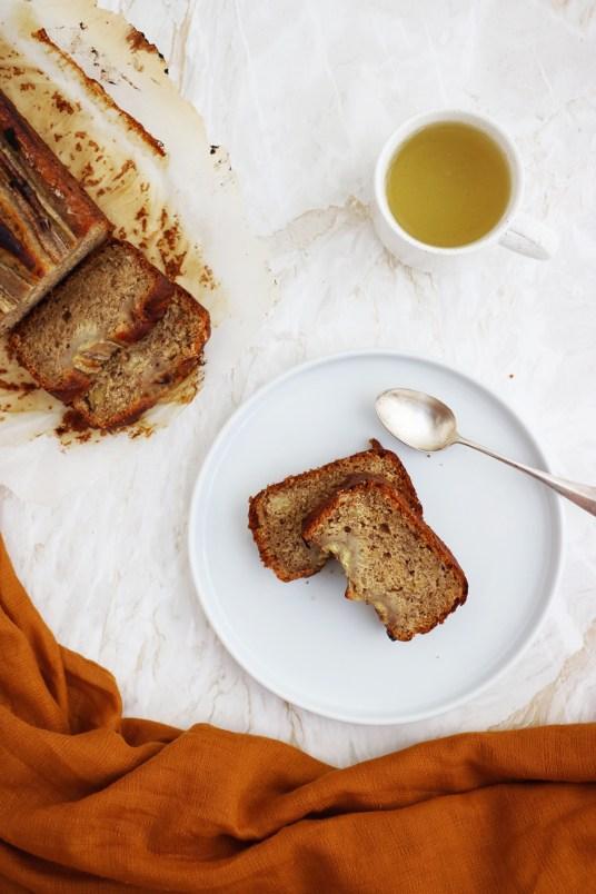 meilleur banana bread vegan