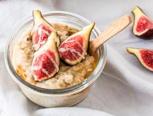 porridge-automnal-figues-vegan