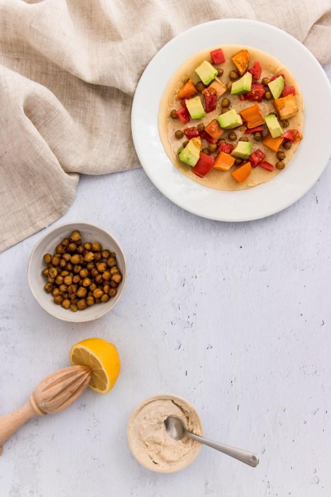 recette-tortillas-amandes-vegan