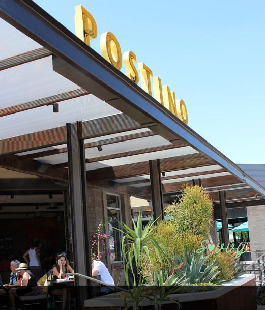 Postino, an edgy WineCafe located in historic Gilbert.