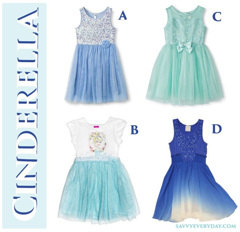 new Cinderella Dresses