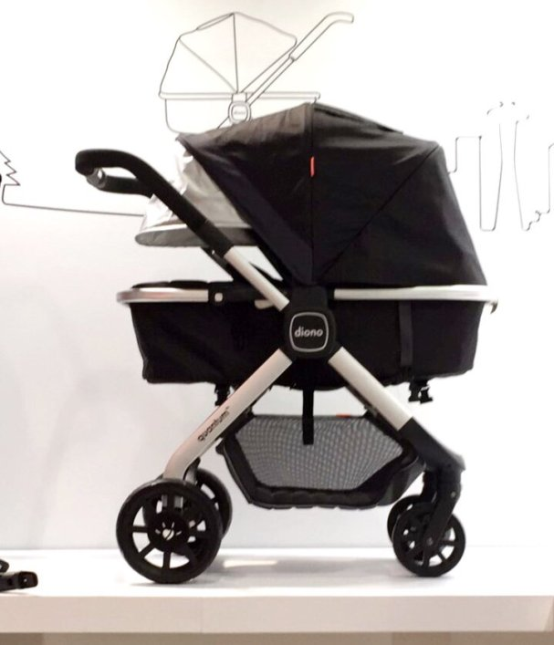 new diono stroller