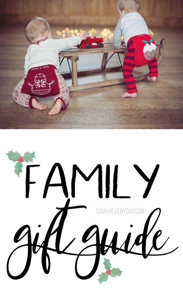 Family Gift Guide