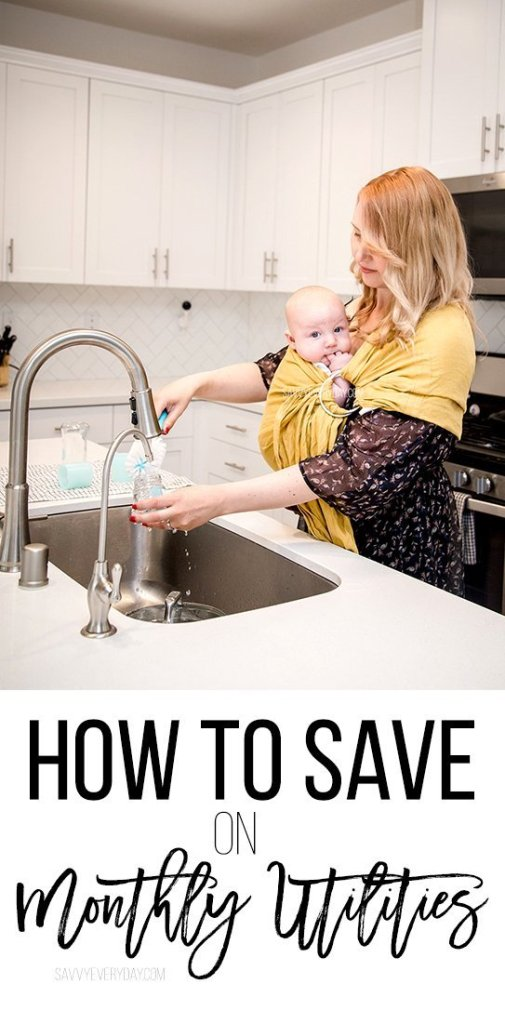 How to Save on Monthly Utilities2