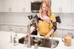 making pasta water