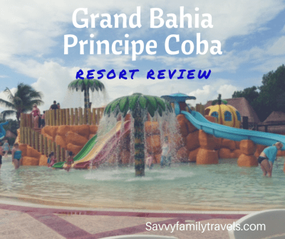Grand Bahia Principe Coba Resort Review