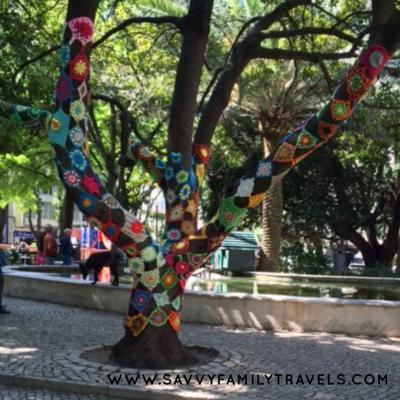 Lisbon Parks for Kids