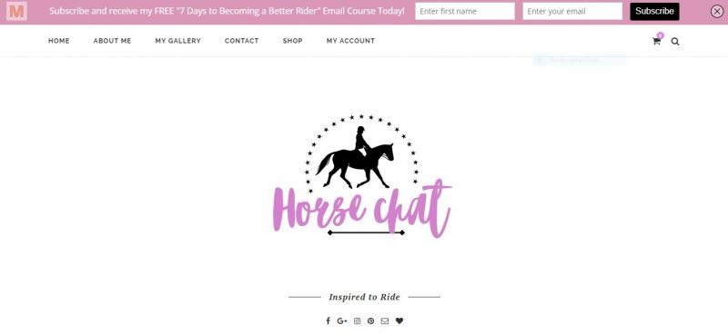 Horse Chat - Top Equestrian and Horse Blogs to Follow - 2019