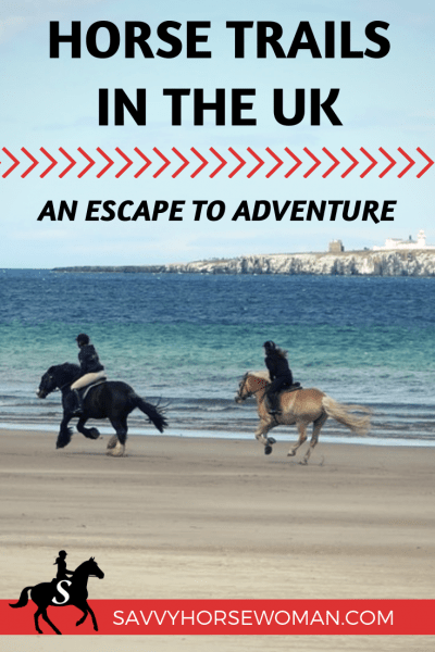 Horse Trails in the UK - An Escape to Adventure - United Kingdom Horse Holidays