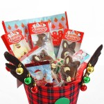 3 Cute Reindeer Christmas Gift Basket Ideas Savvy Saving Couple
