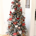 Valentine Tree Farmhouse Style Savvy Saving Couple