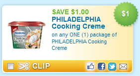 Philidelphia Cooking Creme