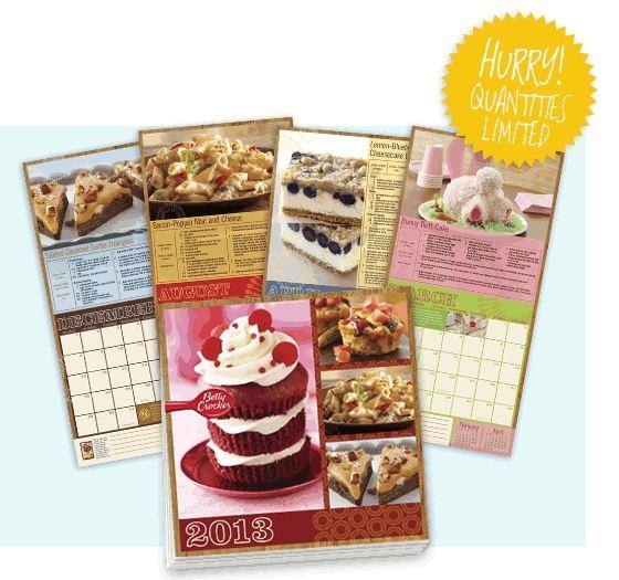 free 2013 calendar offer