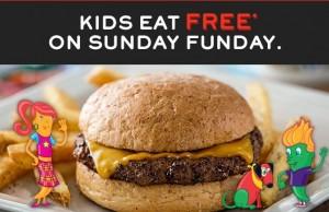 Kids Eat Free at Chili's