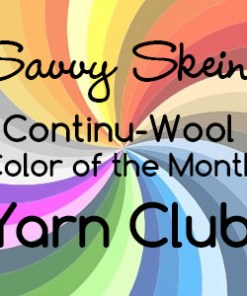 Continu-wool Color of the Month