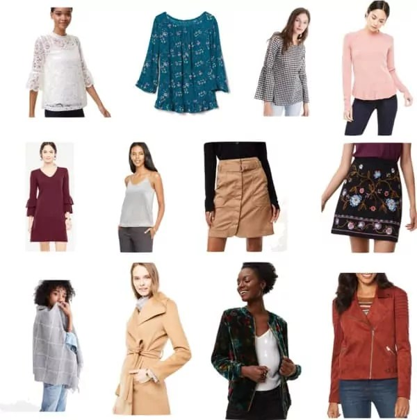 fall and holiday ready sale picks