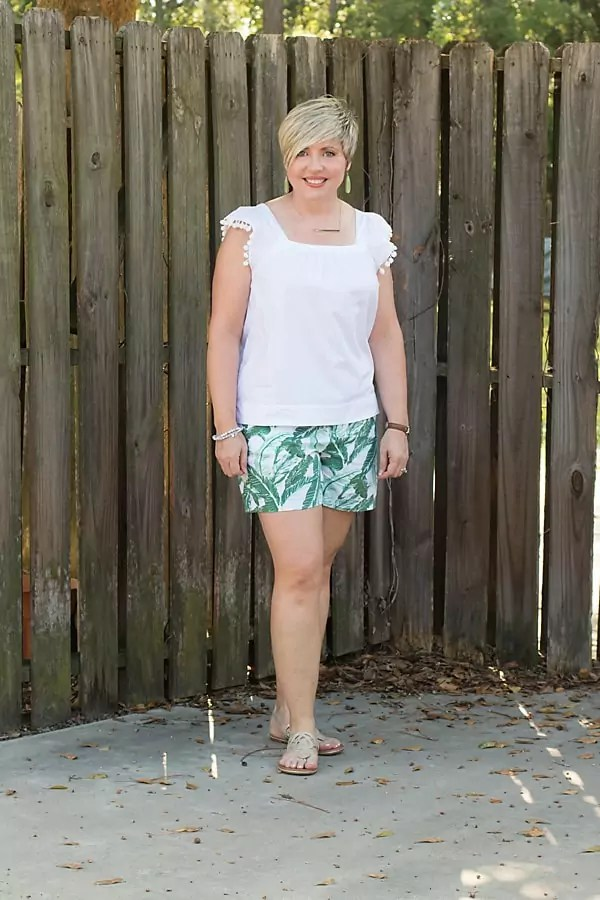 summer outfit, womens summer fashion