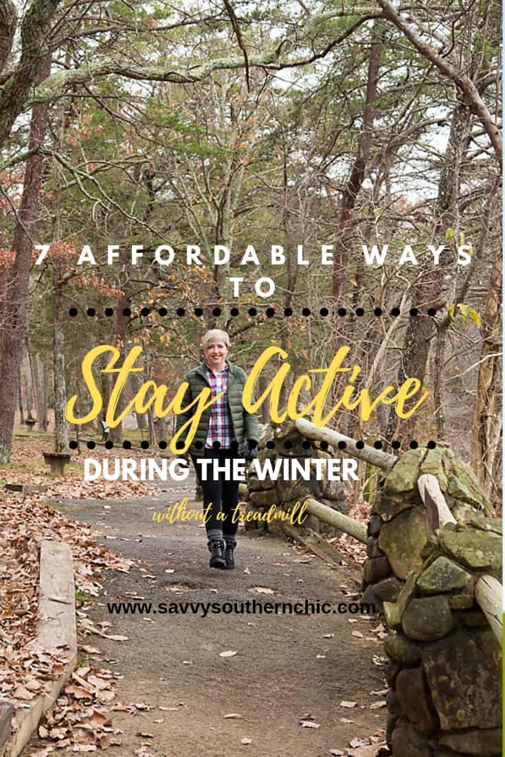 7 affordable ways to stay active during the winter