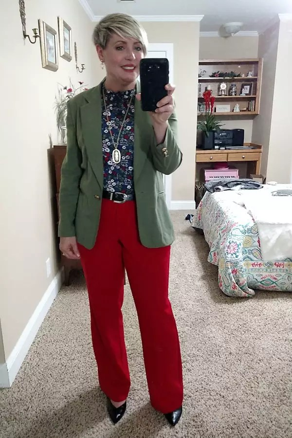 womens office outfit