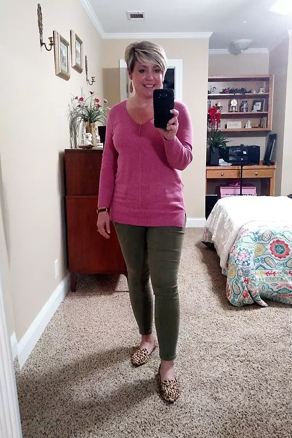 tunic sweater outfit, casual work from home outfit