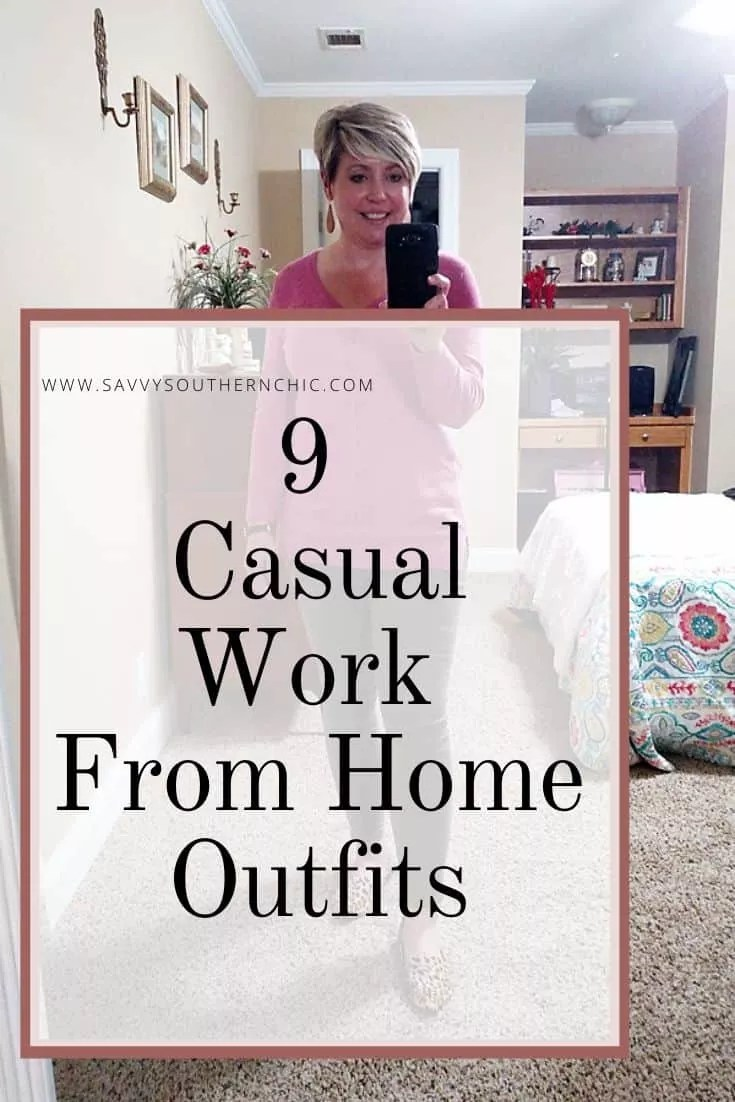 casual work from home outfits