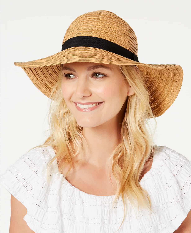 floppy hat, women's summer hat