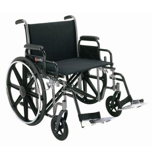 Heavy Duty/High Weight Capacity Wheelchairs
