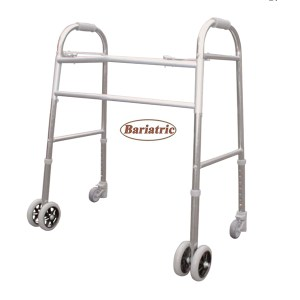 High Weight Capacity Extra-Wide Walker