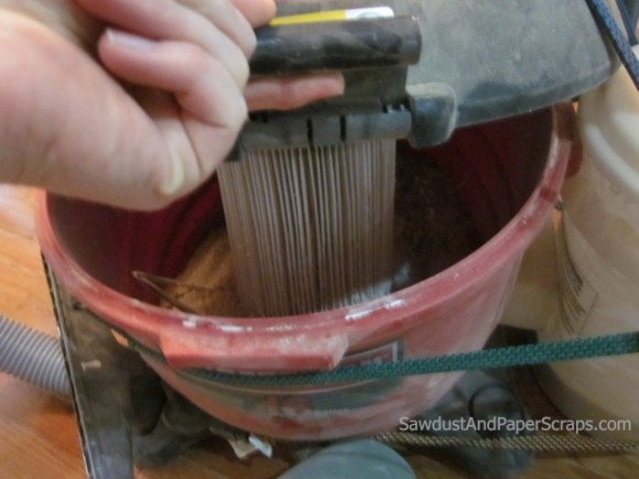 Avoid clogged Dust Collector filters with a Cyclone.