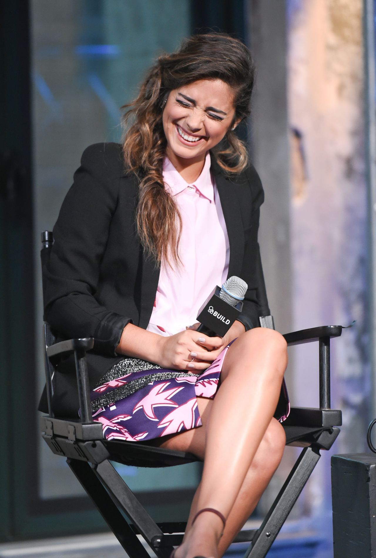 Lorenza Izzo At AOL BUILD Speaker Series NYC 1 SAWFIRST